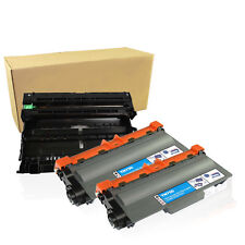 1 DR720 Drum +2 TN750 Toner For Brother TN750 MFC-8710DW HL-5470DW 5450DN New