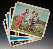 Konvolut Reklame Aufsteller 4 x Agfacolor um 1970-1971