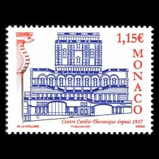 Monaco 2006 - Anniv of the Cardio-Thoracic Centre Architecture - Sc 2445 MNH