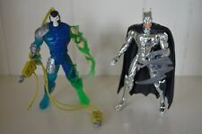 0215 Batman & Robin Batman & Bane action figure - 100% complete Kenner