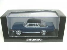 Opel Diplomat V8 Coupe (dark blue) 1965  1:43