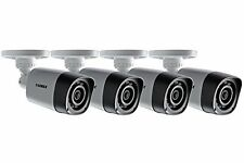 720p HD Security Cameras with Night Vision 4 Pack Lorex Lbv1521-C HD LHV MPX DVR