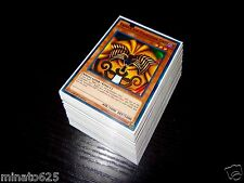 Yugioh Complete Exodia Deck! Forbidden One Complete Set Hope for Escape Duality!