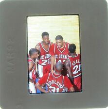 MALIK SEALY LA CLIPPERS Timberwolves INDIANA PACERS ST JOHNS ORIGINAL SLIDE 4