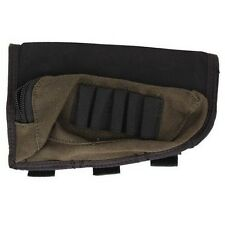 NEW! Allen Company Allen Buttstock Shell Holder And Pouch Green Model# 20550