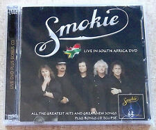 SMOKIE Live in South Africa Greatest Hits CD + DVD Combo SOUTH AFRICA #NEXTCD236