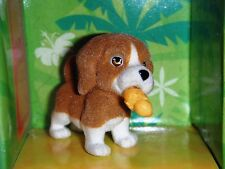 Puppy in my Pocket Beagle Dog Buddy fits Loving Family Dollhouse Pets Brand New