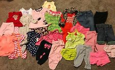 Lot of Name Brand Girls/Baby Size 12 month and 12-18 month clothes...Gymboree