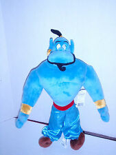 "NEW NWT DISNEY COLLECTION ALADDIN MOVIE GENIE 16"" PLUSH DOLL TOY"