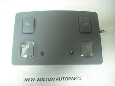AUDI A6 C5 Quattro l'éclairage intérieur avec des commutateurs au toit ouvrant gris