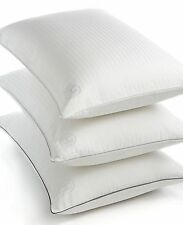 Hotel Collection Siberian White Down KING Pillow Medium Density Bedding C245