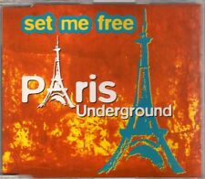 Paris Underground - Set Me Free - CDM - 1995 - Eurodance Scorpio Music France