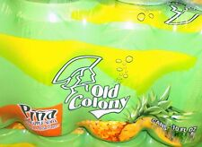 Pineapple Soda Old Colony Puerto Rico Refresco Cold Soft Drink Beverage Food12FF
