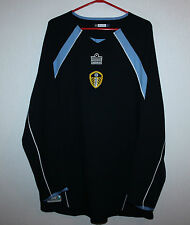 Leeds England third shirt 07/08 #18 Admiral Long Sleeves