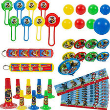 PAW PATROL FAVOR PACK (48pc) ~ Birthday Party Supplies Toys Plastic Treat Loot