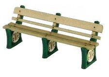 METCALFE - PO501 - G.W.R Benches (OO/HO Gauge) -BRAND NEW -LOOK-!!!