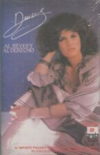 Denise Al Reves y Al Derecho Cassette New Sealed
