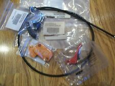 KTM NOS OEM Hot Start Cable Kit Disc. 59020251000 2006 250 450 540 SXS