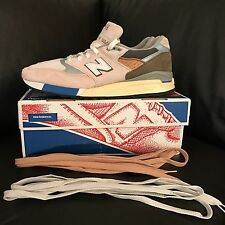 Concepts X New Balance M998TN2 - Size: 13 Yeezy Air Retro Boost Preme Box Logo