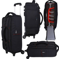 Camcorder & Camera Trolley Cases Packages Waterproof Portable Shoulder Bags New