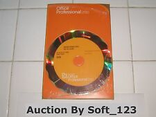 Microsoft Office 2010 Professional Licensed For 2 PCs Full English Vers.=SEALED=