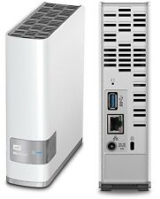 WD 4TB My Cloud Personal Network Attached Storage - NAS - WDBCTL0040HWT-NES