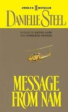Message from Nam, Danielle Steel, 0440209412, Book, Good