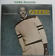 GOODIE - I Wanna Be Your Man - Ex Con LP Record total Experience TEL8-5706
