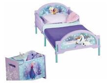 Disney Frozen Cozytime Toddler Bed & Toy Box New