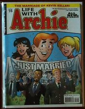 Life With Archie #16 - 1st Printing Rare - Kevin Keller Marriage - Riverdale!