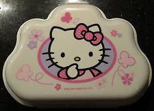 Hello Kitty Brotdose Lunchbox Frühstücksdose in weiß Muschel