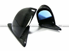 Carbon Fiber Side Mirror Replacement For Honda Civic EK Exterior