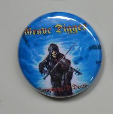 GRAVE DIGGER Symphony Of Death Button (o263) 162533