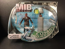 MIB 3 Cosmic Quick-Shift AGENT J with NEURALIZER WILL SMITH ACTION FIGURE