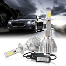 H27/880/881 60W 6000LM Car LED Headlight Kit Set Beam Bulbs 6000K High Power