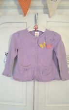 Gymboree Butterfly Blossoms Cardigan Sweater 2T GUC Next D P