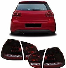URBAN STYLE LED TAIL LIGHTS FOR VW GOLF MK5 MK 5 V MODEL 10/2003-09/2008