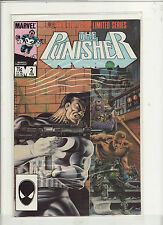 PUNISHER (limited series) #2 VF/NM