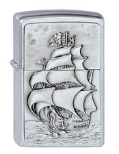 Zippo Feuerzeug Pirate's Ship Emblem, Pirates, 1300154, Piraten Schiff