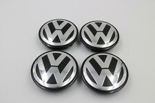 VW WHEEL CENTRE CAPS 65MM STANDARD SIZE FIT POLO VEHICLES