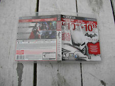 Batman: Arkham City - Game of the Year Edition (Sony Playstation 3, 2012)