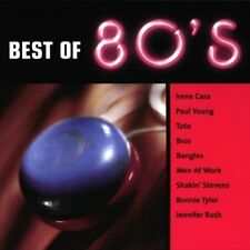 Best of 80's Irene Cara, Paul Young, King, Bros, Toto, F.R. David.. [CD]