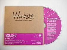 BEST COAST : THE ONLY PLACE [ CD SINGLE ] ~ PORT GRATUIT !