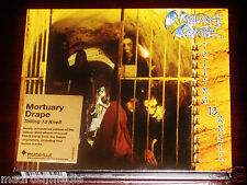 Mortuary Drape: Tolling 13 Knell CD 2013 Bonus Tracks Peaceville Slipcase NEW