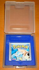Gameboy Pokémon blaue Edition Spiel Modul Nintendo blau Game Boy