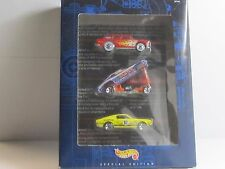 Hot Wheels Target Exclusive GREAT V-8's (Classic Nomad, Duster, 1967 Mustang)