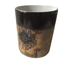 Harry Potter inspir Marauders map mug Morphing Mug color changing transformation