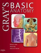 Gray's Basic Anatomy : With STUDENT CONSULT Online Access by Richard Drake,...