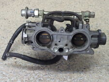 2006 HONDA SILVERWING FSC600D THROTTLE BODIES W/ BOOTS
