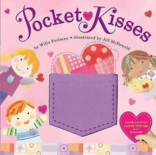 Pocket Kisses, Perlman, Willa, Board book, New